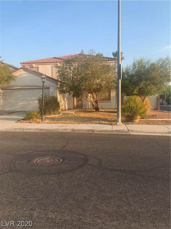 2205 Spanish Town Avenue, North Las Vegas, NV 89031 (MLS #2232730) :: The Mark Wiley Group | Keller Williams Realty SW