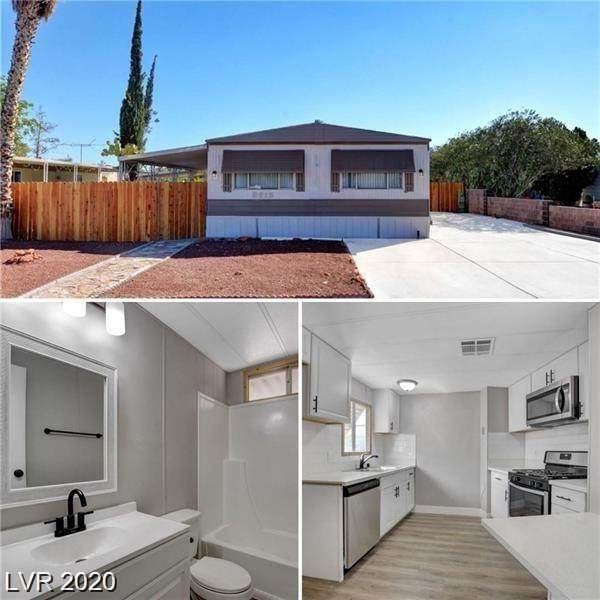 6613 Hartman Street, Las Vegas, NV 89108 (MLS #2232824) :: Hebert Group | Realty One Group