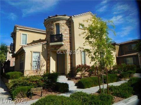 2289 Malaga Peak Street, Las Vegas, NV 89135 (MLS #2232943) :: The Shear Team