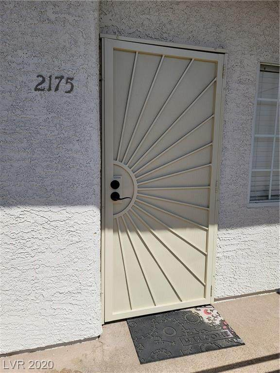 3150 Soft Breezes Drive #2175, Las Vegas, NV 89128 (MLS #2233011) :: Performance Realty
