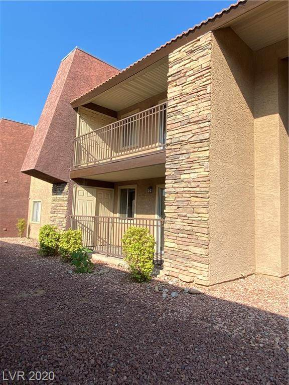 5020 Indian River Drive #425, Las Vegas, NV 89103 (MLS #2233529) :: Hebert Group | Realty One Group