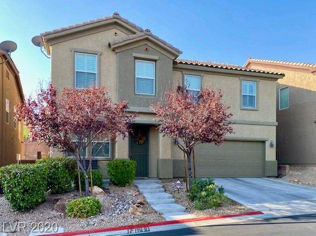 777 Calstock Court, Las Vegas, NV 89178 (MLS #2233697) :: The Lindstrom Group