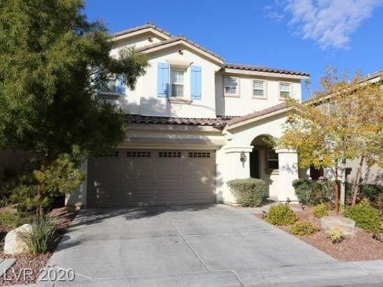 10652 Bandera Mountain Lane, Las Vegas, NV 89166 (MLS #2233952) :: The Lindstrom Group