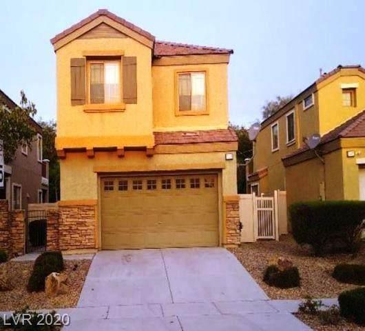 5441 Sun Prairie Street, North Las Vegas, NV 89081 (MLS #2234439) :: The Perna Group