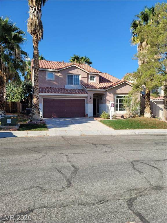 826 Holly Sprig Court, North Las Vegas, NV 89032 (MLS #2234568) :: Billy OKeefe | Berkshire Hathaway HomeServices