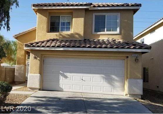 5918 Sleepy Fawn Drive, Las Vegas, NV 89142 (MLS #2234579) :: Signature Real Estate Group