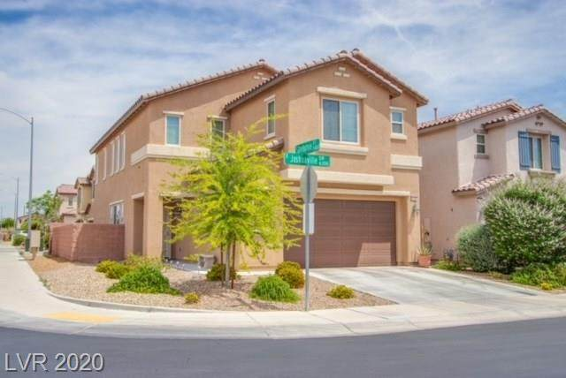 6336 Joshuaville Drive, Las Vegas, NV 89122 (MLS #2234709) :: Signature Real Estate Group