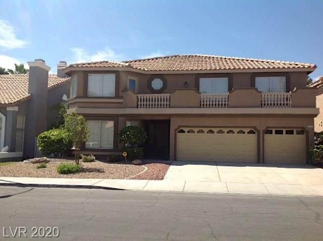 2437 Antler Point Drive, Henderson, NV 89074 (MLS #2234761) :: Helen Riley Group | Simply Vegas