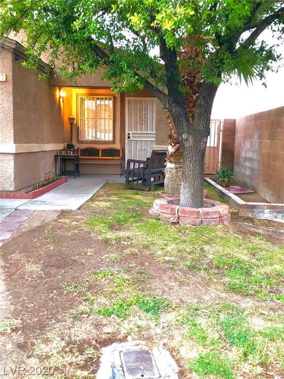2300 Shady Hill Avenue, Las Vegas, NV 89106 (MLS #2234772) :: Signature Real Estate Group