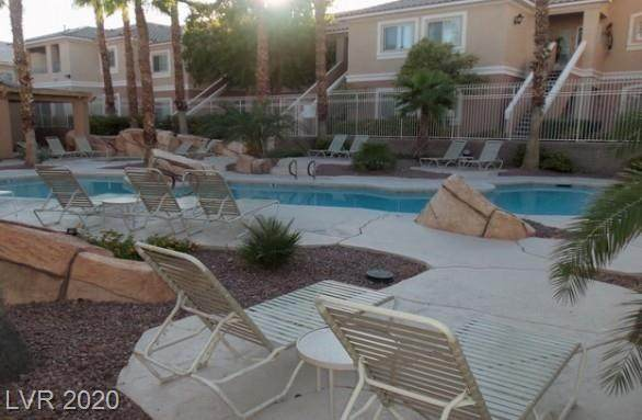 10553 Pine Pointe Avenue #106, Las Vegas, NV 89144 (MLS #2234849) :: The Shear Team