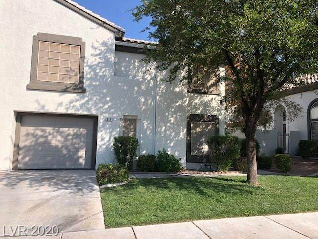212 Genesee Point Street, Henderson, NV 89074 (MLS #2235009) :: Signature Real Estate Group