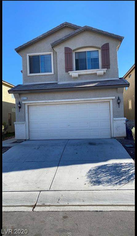 8513 Cheerful Brook, Las Vegas, NV 89143 (MLS #2235236) :: Signature Real Estate Group