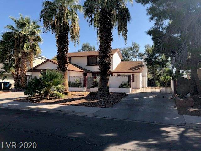 3050 Robar Street, Las Vegas, NV 89121 (MLS #2235333) :: Team Michele Dugan