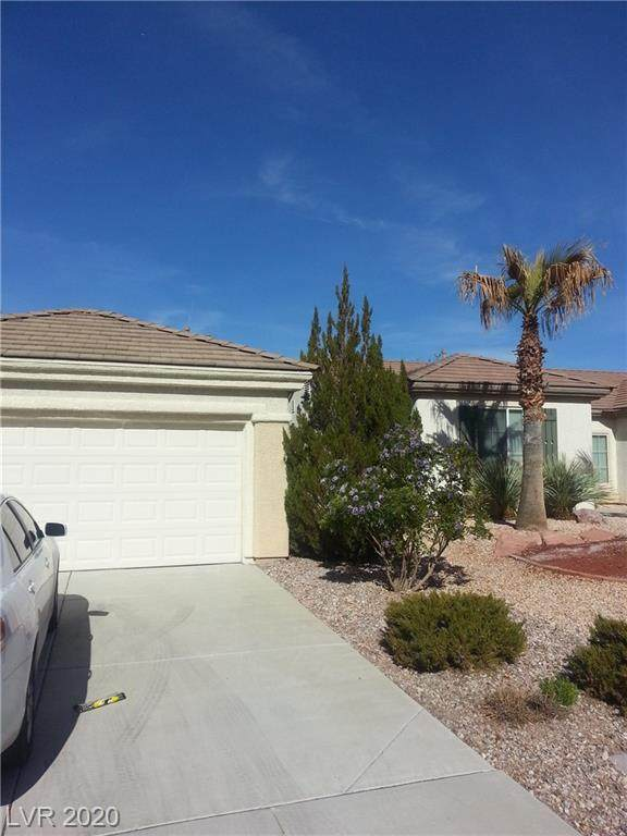 2333 Fossil Canyon Drive, Henderson, NV 89052 (MLS #2235784) :: Billy OKeefe | Berkshire Hathaway HomeServices