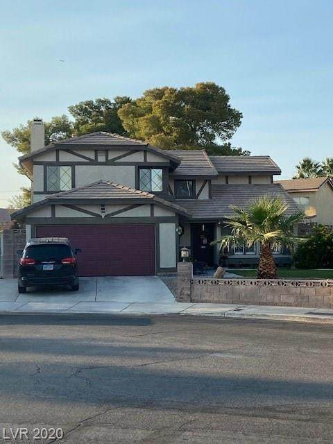 7734 Hernando Drive, Las Vegas, NV 89147 (MLS #2235957) :: Kypreos Team
