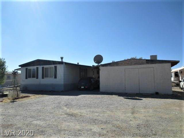 1671 Jeane Avenue, Pahrump, NV 89048 (MLS #2236503) :: The Perna Group