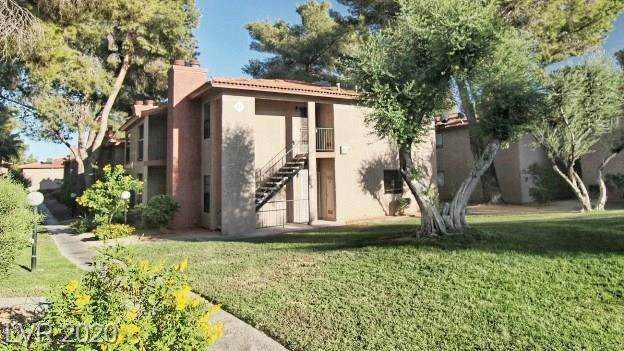 5576 Rochelle Avenue 23D, Las Vegas, NV 89103 (MLS #2236815) :: Kypreos Team