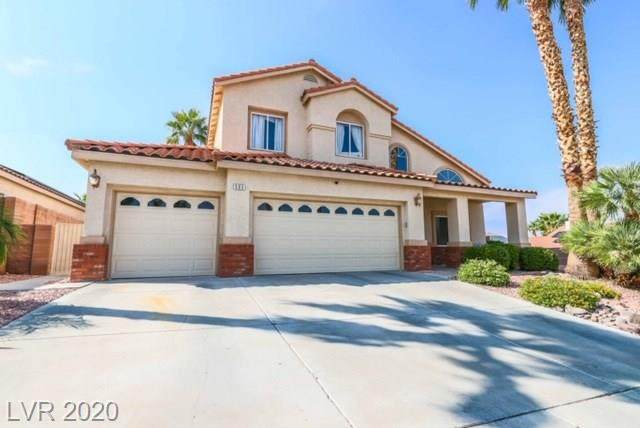 503 First Light Street, Henderson, NV 89052 (MLS #2237398) :: ERA Brokers Consolidated / Sherman Group