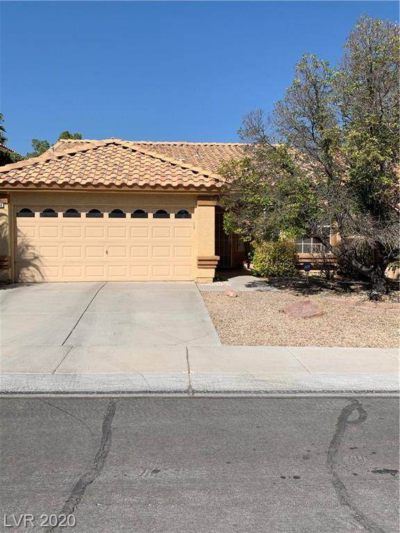 8224 Hollow Wharf Drive, Las Vegas, NV 89128 (MLS #2237829) :: Lindstrom Radcliffe Group