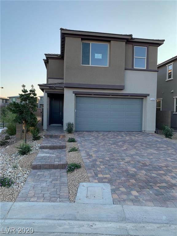 12427 Island Bells Avenue, Las Vegas, NV 89138 (MLS #2238097) :: Jeffrey Sabel