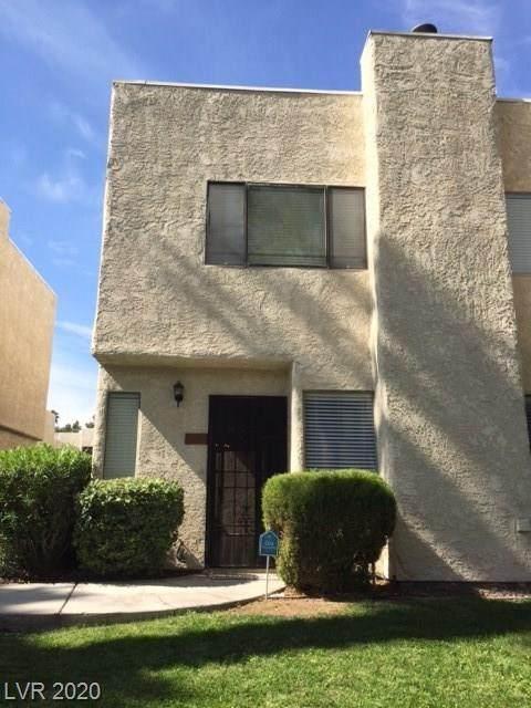 2642 Aracatuba Avenue, Las Vegas, NV 89121 (MLS #2238315) :: Signature Real Estate Group