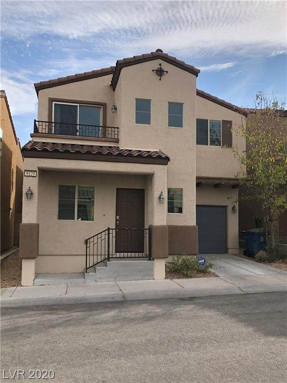 9129 Entrancing Avenue, Las Vegas, NV 89149 (MLS #2238439) :: The Shear Team