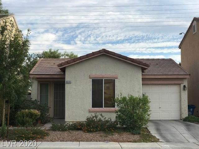 6035 El Sol Drive, Las Vegas, NV 89142 (MLS #2238771) :: Kypreos Team
