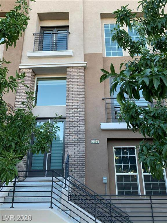 2006 Via Firenze, Henderson, NV 89044 (MLS #2238906) :: The Lindstrom Group