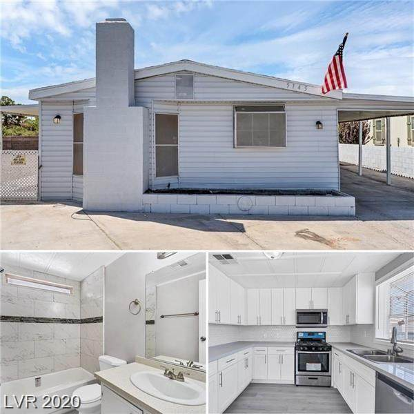 5145 Sitka Lane, Las Vegas, NV 89122 (MLS #2239161) :: The Lindstrom Group