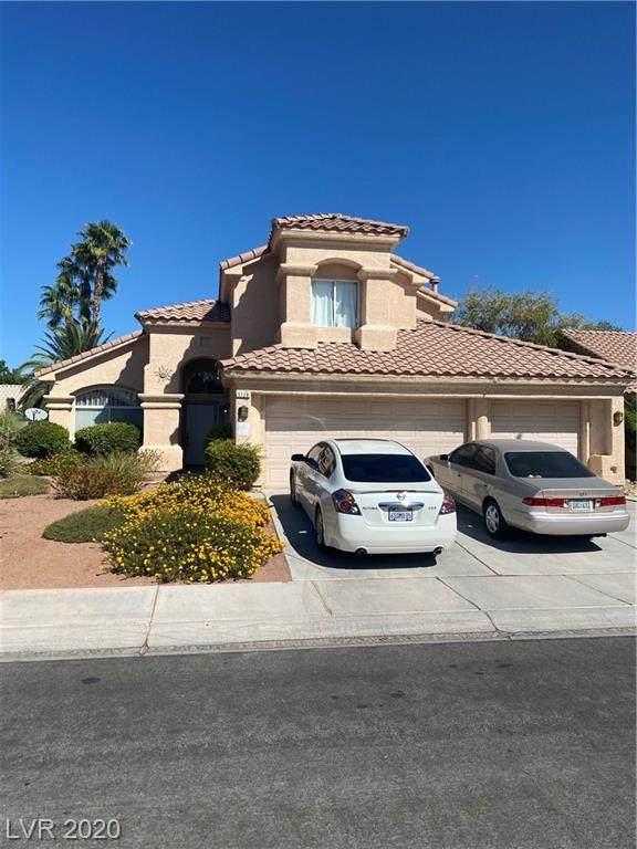5120 Sequin Drive, Las Vegas, NV 89130 (MLS #2239551) :: The Perna Group
