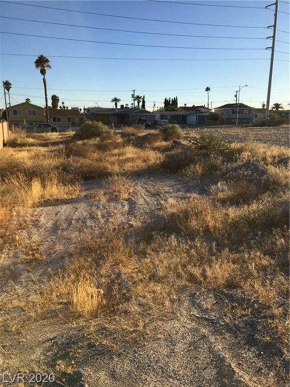 2 Miller, North Las Vegas, NV 89030 (MLS #2239682) :: Lindstrom Radcliffe Group