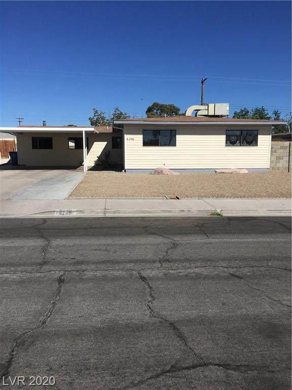 6248 Dayton Avenue, Las Vegas, NV 89107 (MLS #2240077) :: The Shear Team