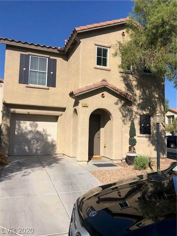 125 Trumphet Lilly Avenue, Las Vegas, NV 89183 (MLS #2240245) :: The Lindstrom Group