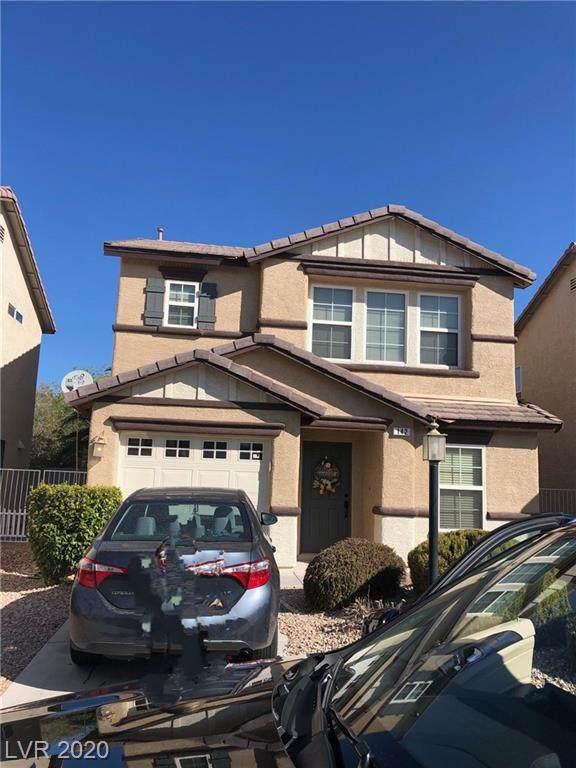 142 Gilliflower Avenue, Las Vegas, NV 89183 (MLS #2240262) :: The Lindstrom Group