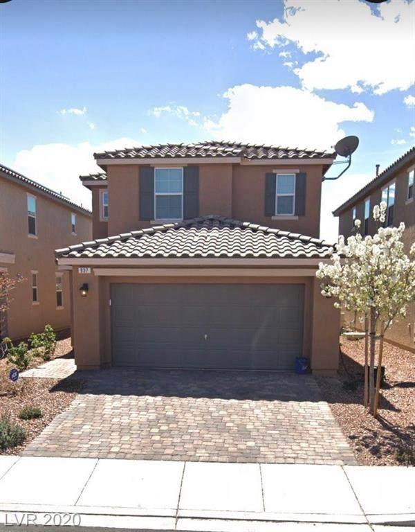 937 Harbor Avenue, Henderson, NV 89002 (MLS #2240287) :: Signature Real Estate Group
