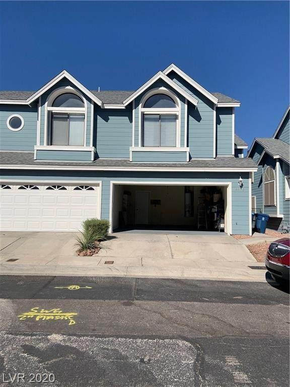 4940 Souza Drive, Las Vegas, NV 89146 (MLS #2240542) :: Kypreos Team