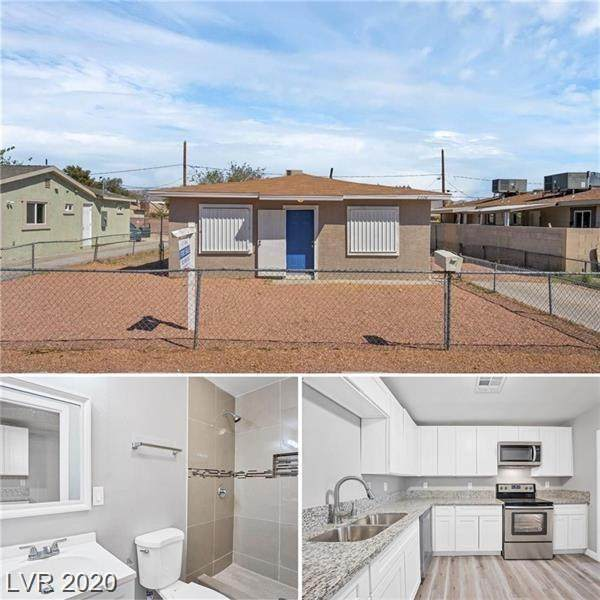 2124 Crawford Street, North Las Vegas, NV 89030 (MLS #2240636) :: Billy OKeefe   Berkshire Hathaway HomeServices