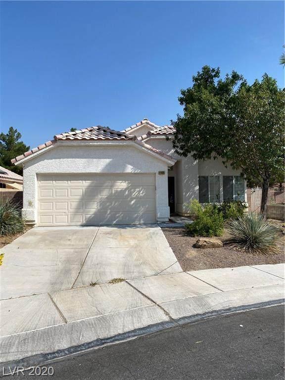 4400 Blue Royal Drive, Las Vegas, NV 89130 (MLS #2240658) :: The Perna Group