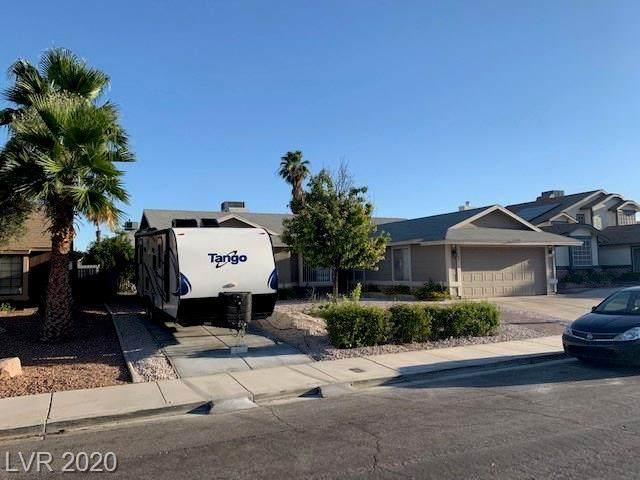 6509 Doby Peak Drive, Las Vegas, NV 89108 (MLS #2240776) :: Hebert Group | Realty One Group