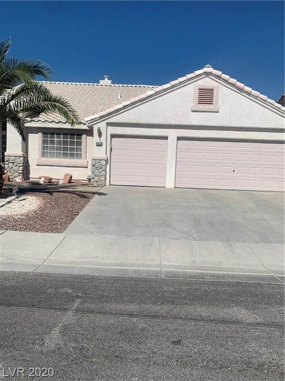 5426 Bollentino Court, Las Vegas, NV 89122 (MLS #2240895) :: Signature Real Estate Group