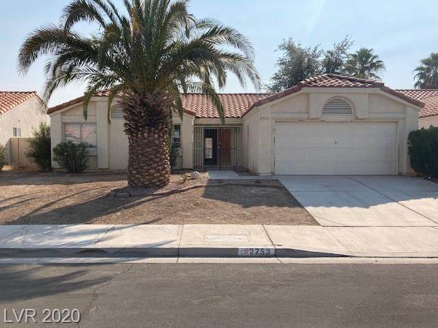 2753 Pinewood Avenue, Henderson, NV 89074 (MLS #2241041) :: Signature Real Estate Group