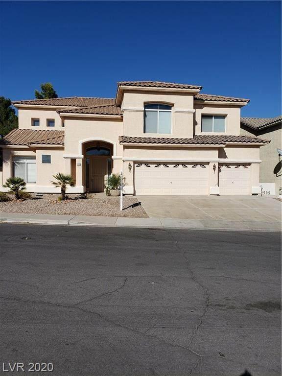 1709 Window Rock Drive, Henderson, NV 89074 (MLS #2241064) :: The Lindstrom Group
