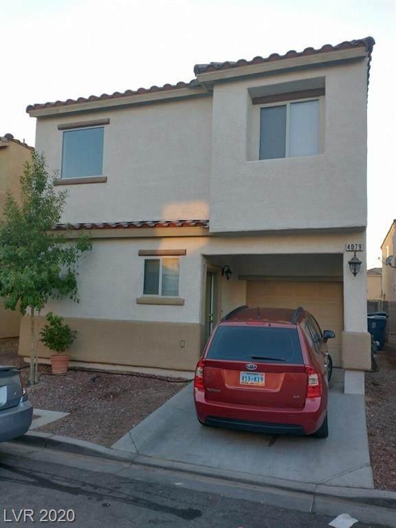4079 Asante Cove Street, Las Vegas, NV 89115 (MLS #2241181) :: The Lindstrom Group