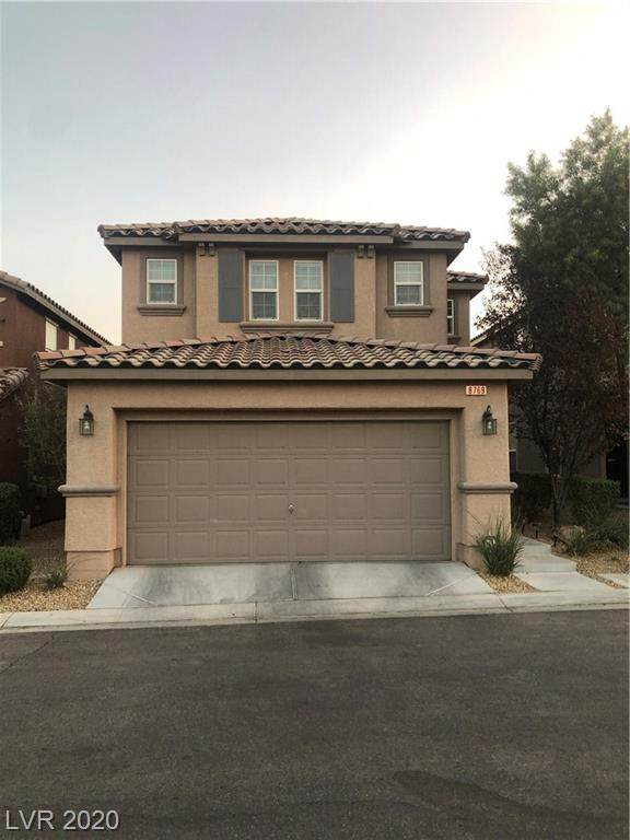 8769 Autumn Teal Avenue, Las Vegas, NV 89178 (MLS #2241252) :: Team Michele Dugan