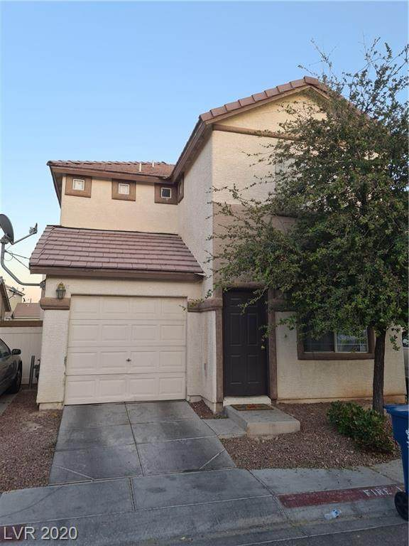 2270 Diamond Pointe Street, Las Vegas, NV 89156 (MLS #2241496) :: The Lindstrom Group