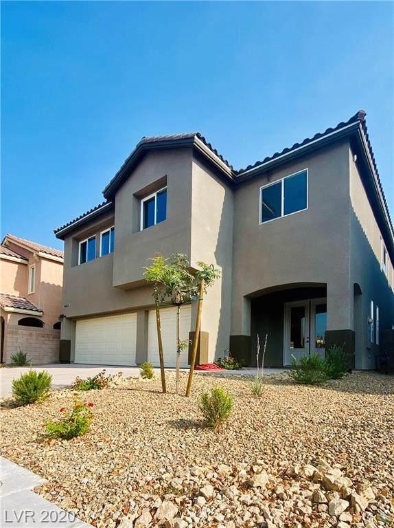 4031 Blueberry Peak Lane, North Las Vegas, NV 89032 (MLS #2241524) :: The Lindstrom Group