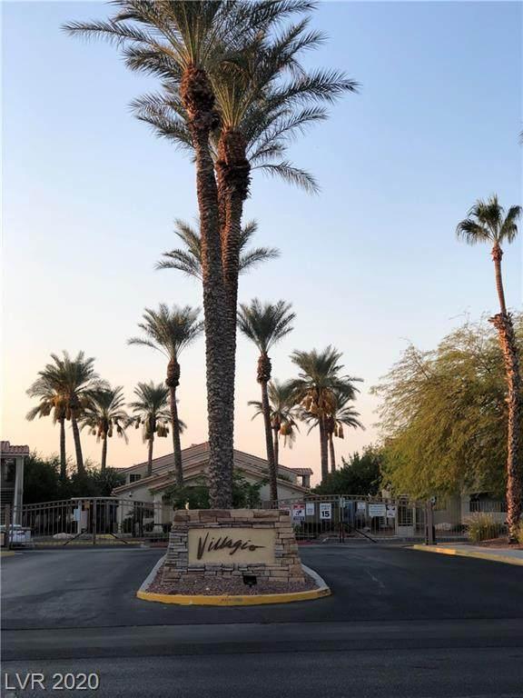 1881 Alexander Road #2064, North Las Vegas, NV 89032 (MLS #2241821) :: Billy OKeefe | Berkshire Hathaway HomeServices