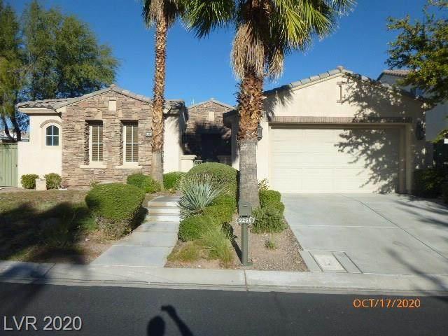 3256 Mission Creek Court, Las Vegas, NV 89135 (MLS #2241837) :: The Lindstrom Group