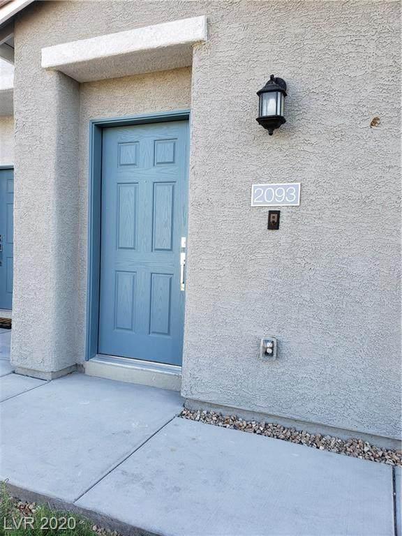 4536 Flaubert Court #2093, North Las Vegas, NV 89031 (MLS #2241922) :: The Lindstrom Group