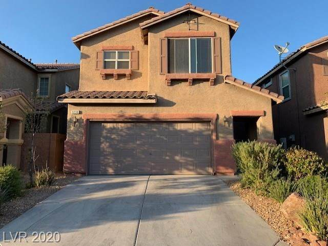 9230 Sterling Hill Avenue, Las Vegas, NV 89148 (MLS #2241962) :: The Lindstrom Group